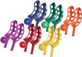 Champion Sports Scoop Ball Set of 6 Colors