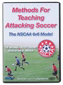 Methods For Teaching Attacking Soccer - DVD