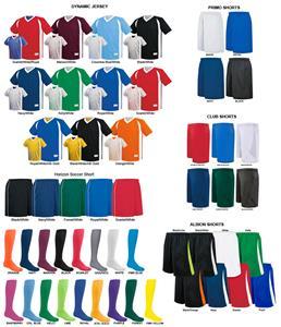 1c865f9d9e1 High Five DYNAMIC Custom Soccer Jersey Uniform Kits - Soccer ...