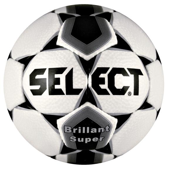 Select Brillant Super NAIA V17 Size 5 Match Soccer Ball NFHS,NCAA,NAIA Approved