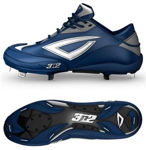 859da35f4 Accelerate Metal Fastpitch Cleat Pitching Toe Navy - Baseball Equipment    Gear