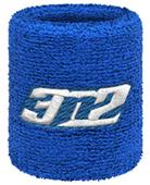 "3n2 Fiber Weave Sweatband Wristbands 2.5"" or 4"""