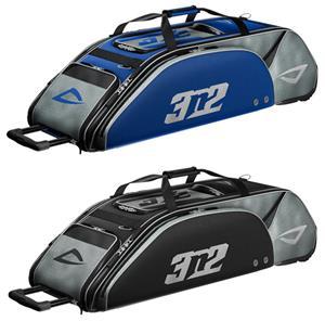 3n2 Go Bag Softball Baseball Terrain Wheeled Bags - Baseball Equipment    Gear 685d75f89