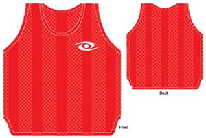 ACACIA Adult Soccer Training Vests (Pinnies). Printing is available for this item.