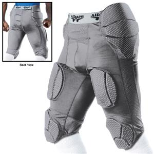 Alleson Adult Integrated Football System Girdle Co
