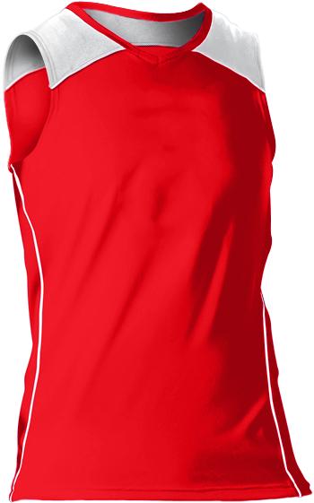 958c258281463 Alleson 828VTJ Women s Volleyball Jerseys - C O
