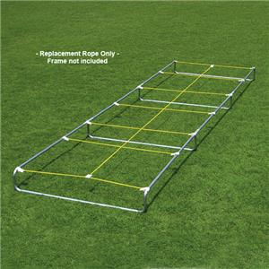 Fisher 15 Football Agility Master Replace Ropes