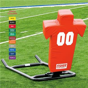 Fisher JV Football Tackle Sleds w/ Man Pads
