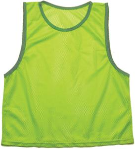 Martin Sports Adult 100% Polyester Practice Vests. Printing is available for this item.