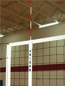 Bison Volleyball Sideline Net Antennas Volleyball