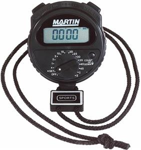 Martin Sports Count-Up Count-Down Timer