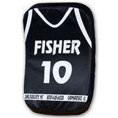 Fisher Basketball BB100 Curved Body Shields