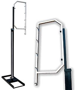 Fisher Track Amp Field Deluxe Pole Vault Standards