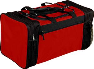 """Fisher 22"""" x 11"""" x 11"""" Multi Sport Duffel Bags"""
