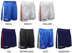 71d1252c5 Sarson USA International Soccer Shorts - Soccer Equipment and Gear