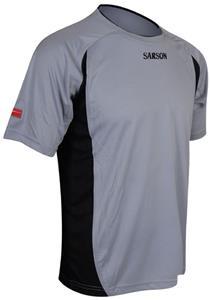 ac3d84b5b02 Sarson USA Youth Lusaka Custom Soccer Goalie Jersey S/S - Soccer ...