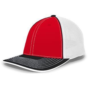 4760c037dba Richardson 112 Twill Mesh Snapback Trucker Caps