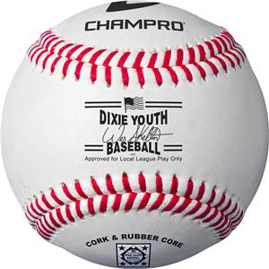 Champro Dixie League Category 3 Baseballs (dz) - Baseball