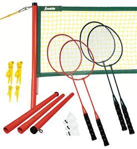 Franklin Sports Elite Badminton Set - Playground Equipment ...