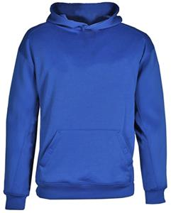 Badger Youth Performance Fleece Hoodies. Decorated in seven days or less.