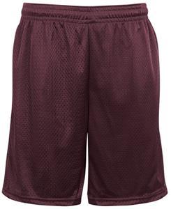 "Badger Pro-Mesh 9"" Pocketed Athletic Shorts"