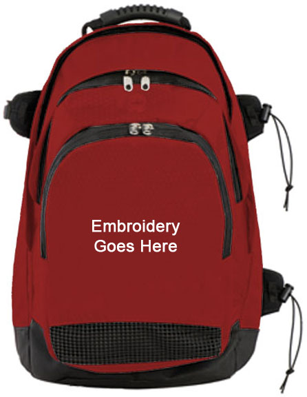 Champion Sports Deluxe All Purpose Backpack