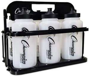 Champion Collapsible Water Bottle and Carrier Set