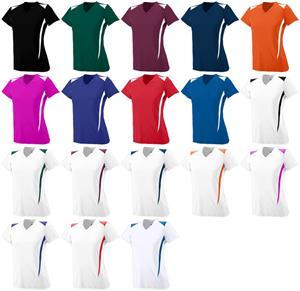 Augusta Sportswear Ladies'/Girls' Premier Jerseys. Printing is available for this item.