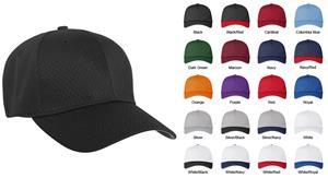 Pacific Headwear 808M Coolport Mesh Custom Baseball Caps - Baseball ... d3d34fbcf59