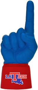Foam Finger Louisiana Tech University Combo