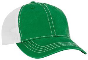 Pacific Headwear V67 Vintage Trucker Mesh Caps - Soccer Equipment ... 662ca9142c5