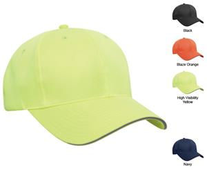 Pacific Headwear 148C High Visibility Caps. Embroidery is available on this item.