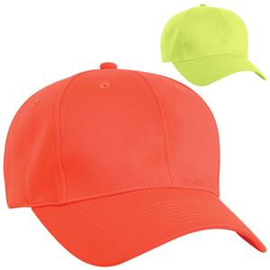 Pacific Headwear 199C High Visibility Caps. Embroidery is available on this item.