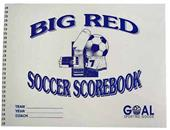 Goal Sporting Goods Soccer Scorebooks