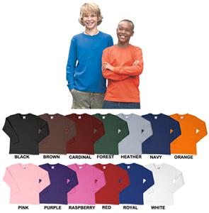 2f6724f1 LAT Sportswear Youth Long Sleeve T-Shirts - Soccer Equipment and Gear