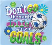 Life Without Goals -soccer tshirt