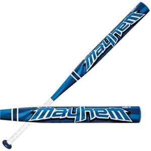 Worth Sbmbj2 Mayhem Bj Fulk Slowpitch Bats Baseball