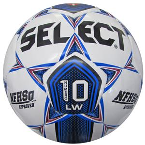 Select Numero 10 LW (Lightweight) NFHS Soccer Ball - Closeout Sale ... e15b402bc316