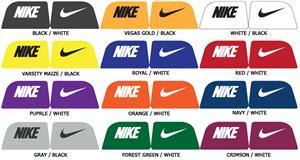 ad6b4780 NIKE Eye Shield Decals - Closeout Sale - Football Equipment and Gear