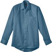 Edwards Mens Broadcloth Value Long Sleeve Shirt
