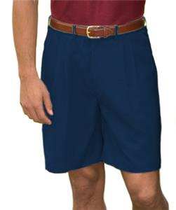 Edwards Mens Microfiber Pleated Soft Touch Shorts