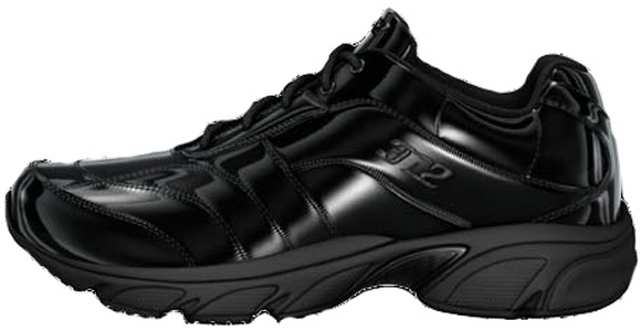 3n2 Patent Leather Reaction Referee