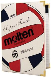 Molten Volleyball Coaches Notebook Volleyball Equipment