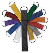 Alleson Dazzle Covered Football Belts - Closeout