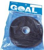 12' Roll of Velcro - White or Black