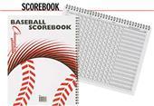 Champion Sports Baseball Scorebooks