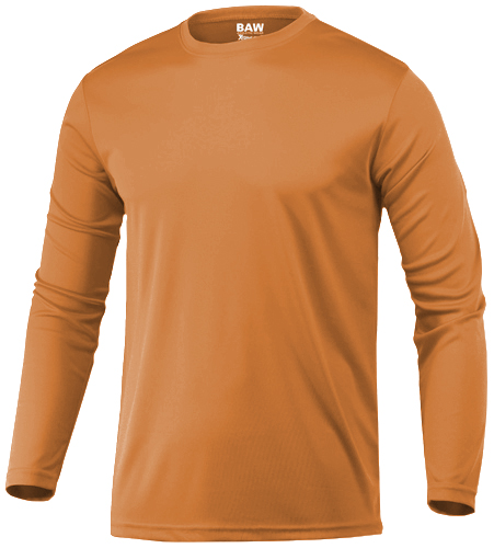 99e7e446b Baw Men's Long Sleeve Xtreme-Tek T-Shirts | Epic Sports