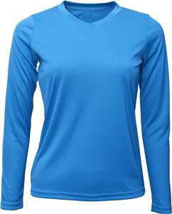 Baw Ladies Long Sleeve Xtreme-Tek T-Shirts