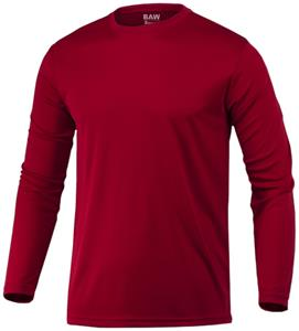 Baw Youth Long Sleeve Xtreme-Tek T-Shirts. Printing is available for this item.