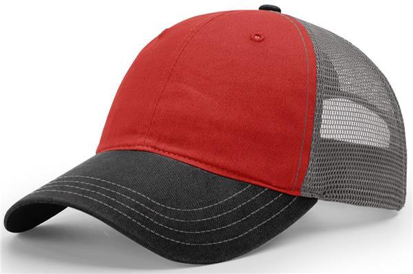 ae00ae3bf74bdd Home Cheer Caps E33962 Richardson 111 Garment Washed Front/Mesh Back Caps